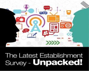 The Latest Establishment Survey Results - Unpacked @ Bryanston Country Club | Sandton | Gauteng | South Africa